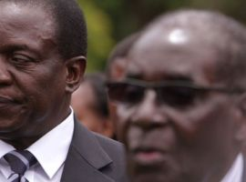 Mugabe tears into Mnangagwa allies