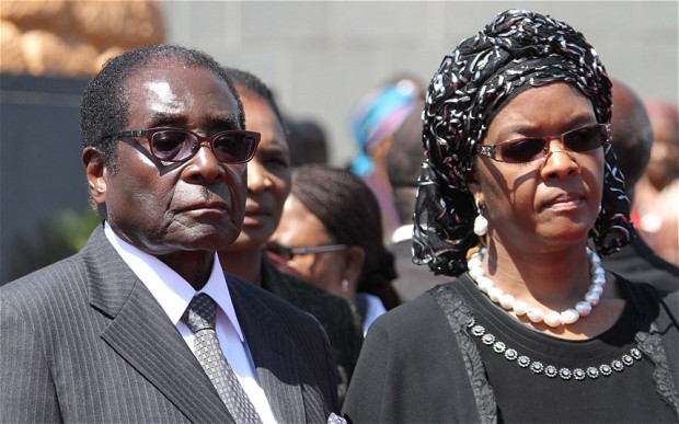 Mugabe to Temper Wife's Ambitions Amid Zimbabwe Army Anger
