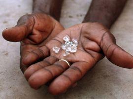 Government is investigating Murowa Diamonds