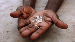 Marange gem collapse after govt takeover