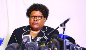 Mujuru not yet off the hook: Moyo