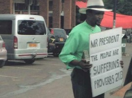 Church leaders join anti-Mugabe drive