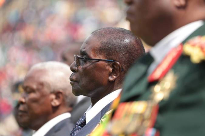 Zanu-PF has been widely accused of vote-rigging