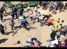 Police claim Zimbabwe headed for civil war