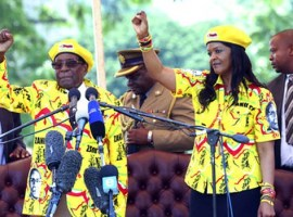 Is Zimbabwe set for a Mugabe dynasty with First Lady Grace as VP?