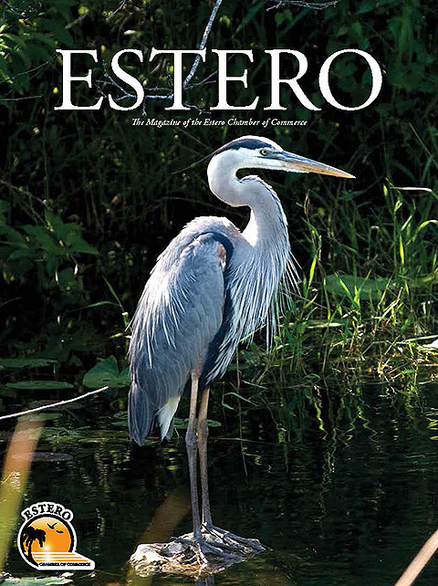 Estero Magazine 2014 Cover