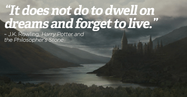 "34 Of The Most Magical Sentences In The ""Harry Potter"" Books"