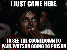 Michael Jackson Popcorn