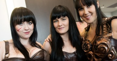 25 Kick-Ass Costumes From The Last Ever Xena Convention