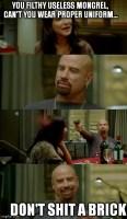 Skinhead John Travolta