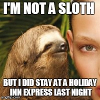 Whisper Sloth