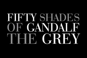 Fifty Shades Of Gandalf The Grey