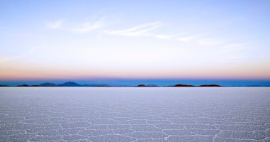 When You See The World's Largest Salt Flats, You'll Want To Visit ASAP