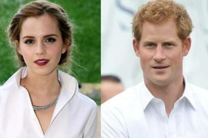The Rumor That Emma Watson And Prince Harry Are Dating Has Shaken Muggles Everywhere
