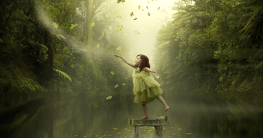 These Whimsical Photos Of Children Will Grab You. Their Magic Just Seems Real.