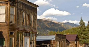 Shopping For A New Home? How About An Entire Town Ghost Town All To Yourself?