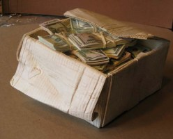 It Looks Like An Awesome Box Of Money. When You Take A Closer Look, It'll Seriously Blow Your Mind.