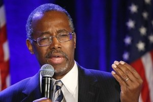 Ben Carson On Vaccinations: We Shouldn't Allow Diseases To Return