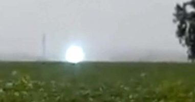 It Looks Like Ball Lightning Is A Real Thing After All...And They Got It On Tape