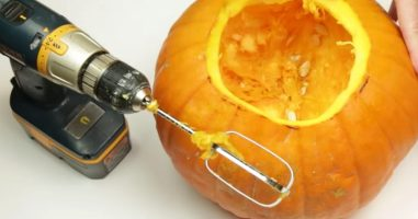 If You're Terrible At Carving Pumpkins, Try This Incredibly Useful Trick