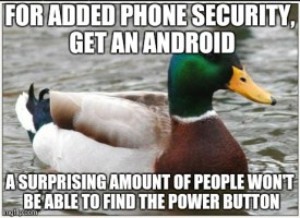For anyone that's tired of people messing around on their iPhone...