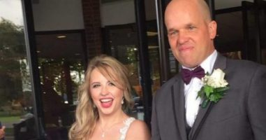He Donated Part Of His Liver To A Complete Stranger... And Now? They're Married!