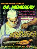 """In a mothers dank basement """"lab"""", a Dr. creates his next post."""