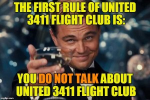 The First Rule of Flight Club