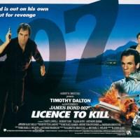 Ciclo 007 –  Licencia para matar (1989) Timothy Dalton