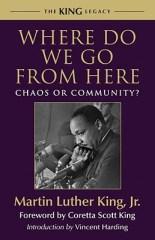 Where Do We Go from Here MLK9780807000670