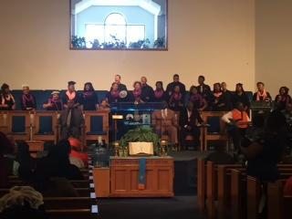 Youth choir 3