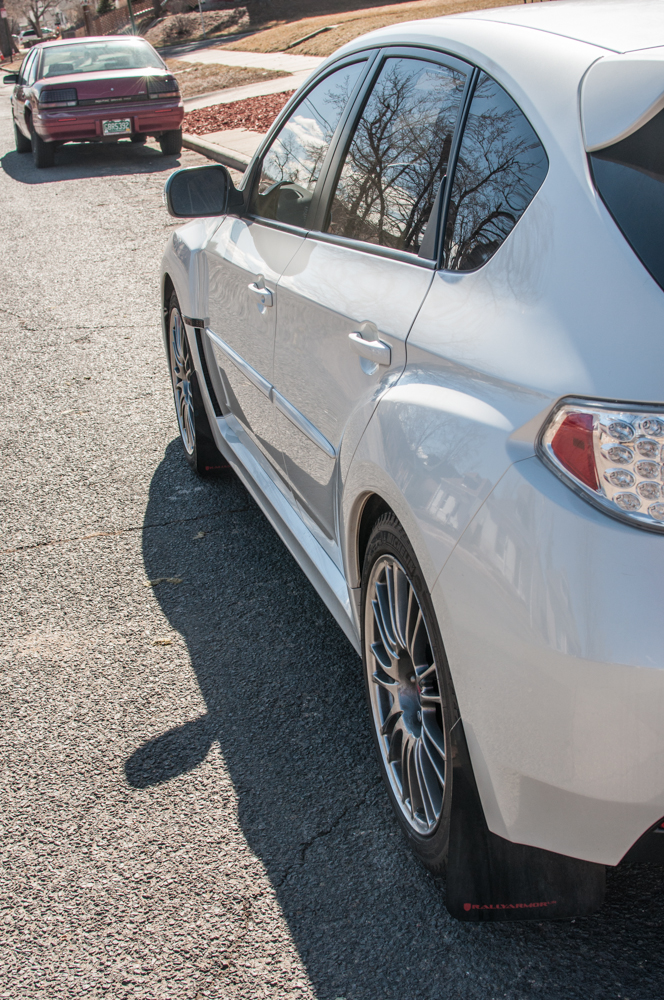 Rally Armor Mud Flaps Review -- Behind the Wheel -- ZipRage-4