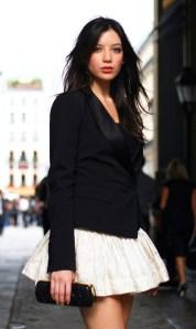 Style Inspiration: Tuxedo blazers
