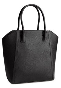 H&M Faux Leather Tote