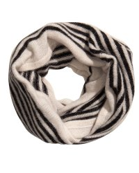 h&m infinity scarf wool