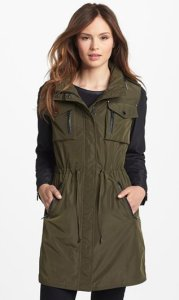 Laundry by Shelli Segal Anorak NAS