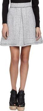 a line skirt1
