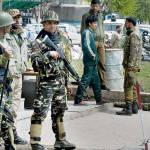CRPF Camps in Kashmir facing Attacks and Intrusion on Regular Basis