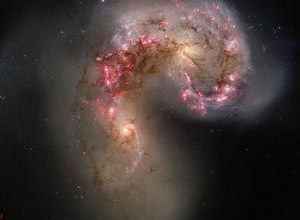 antena galaksije