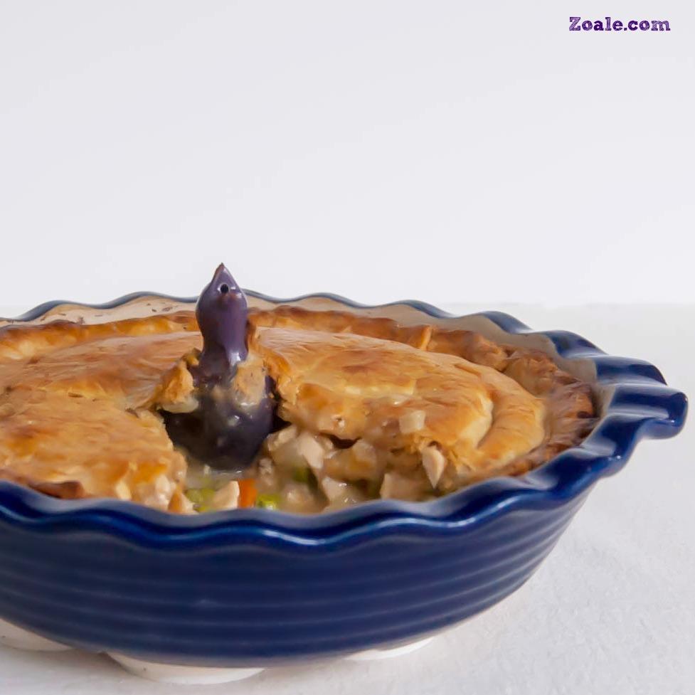 Chicken Pot Pie | Zoale