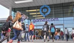 gamescom 2015: Eingang Süd