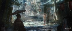 Assassin's Creed in Japan Assassin's Creed V: Rising Sun - Artwork von Vin Hill