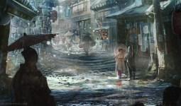 Assassin's Creed in Japan Assassin's Creed V: Rising Sun - Artwork von Vin Hill