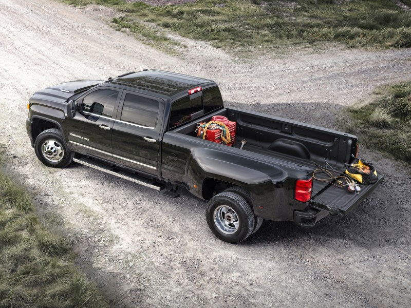 2014 GMC Sierra 3500HD   Information and photos   ZombieDrive 2014 GMC Sierra 3500HD  18 GMC Sierra 3500HD  18