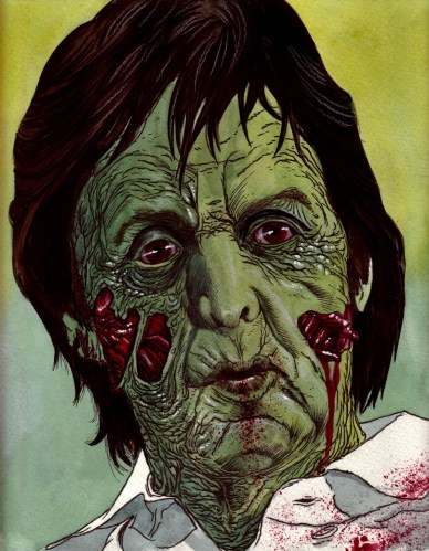 Paul McCartney Zombie