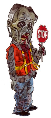 zombiec41 crossing guard