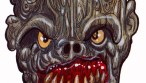 zombie art angry soft tissue head