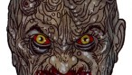 Zombie Art : Angry Rotter Zombie - Zombie Art by Rob Sacchetto