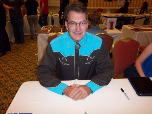 Joe Bob Briggs at Fatality Fest