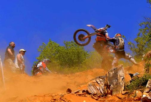 Enduro Panorama 2014